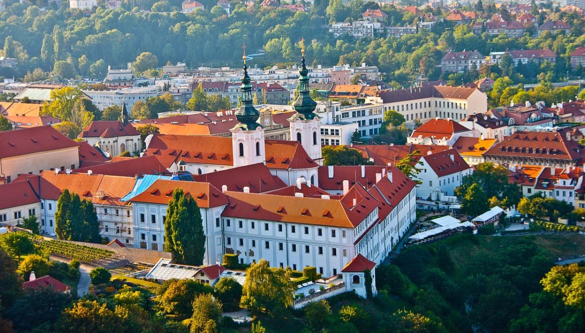 Pražské město