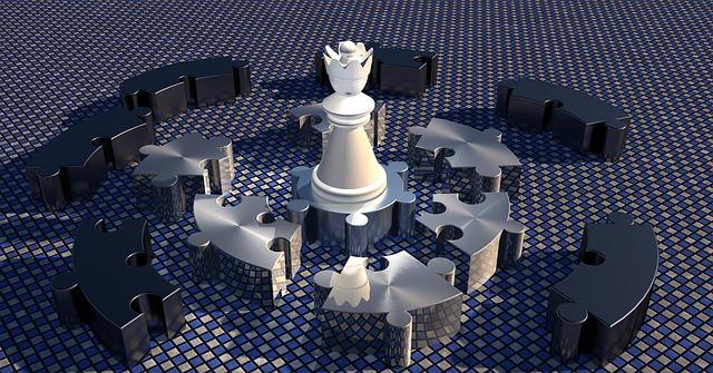 šachová figurka