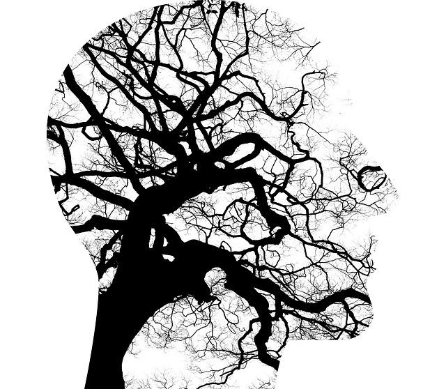 strom v hlavě
