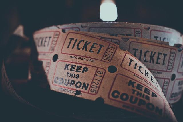 vstupenky do kina