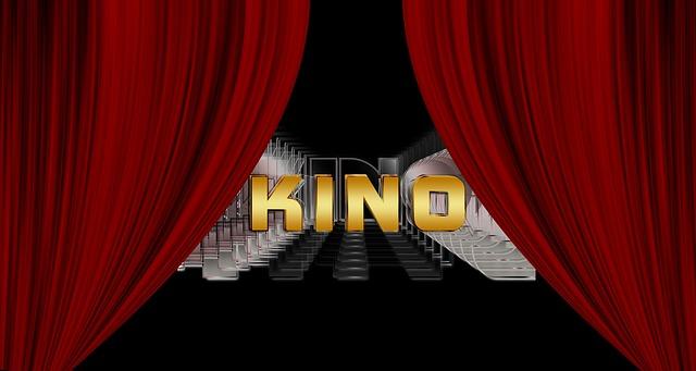 opona v kině