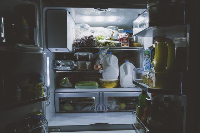 Výběr nové lednice