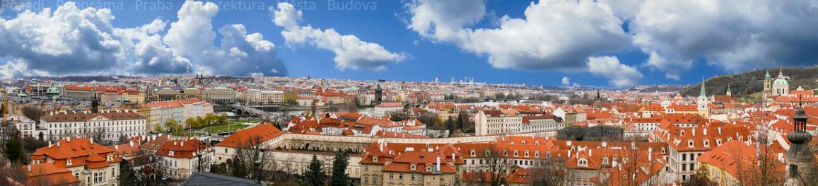 pěkná Praha
