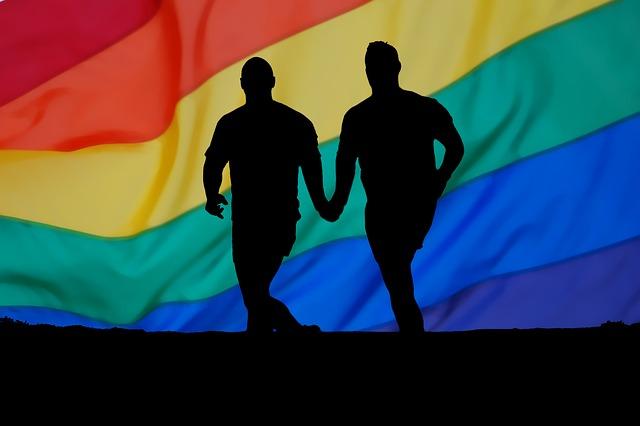 radost homosexuálů